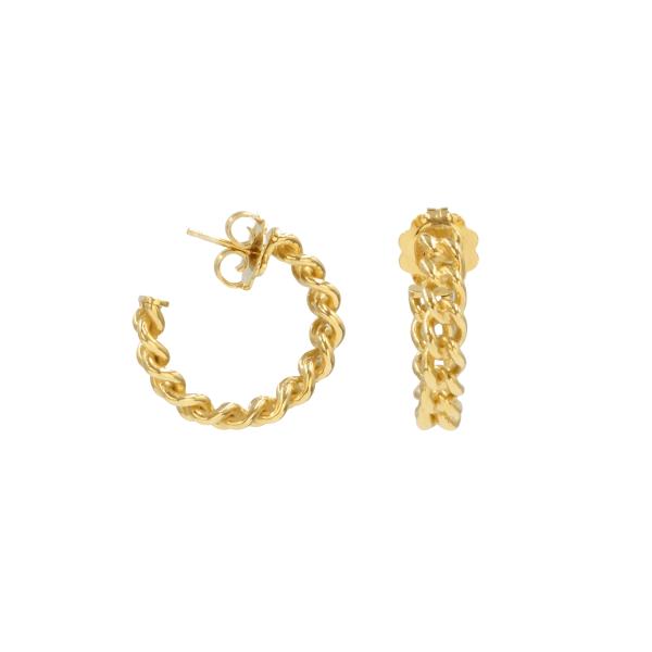 Brinco leopard gold