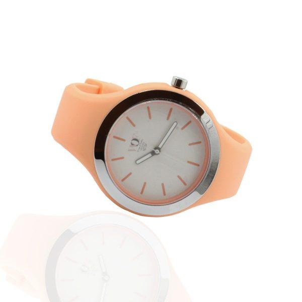 Relógio salmão WOF
