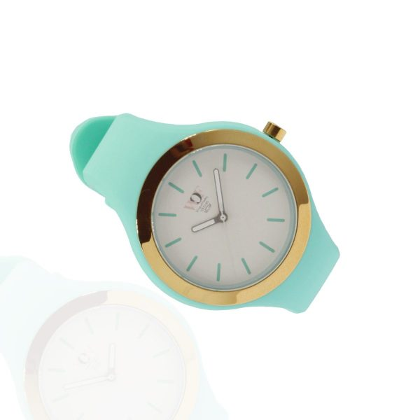 Relógio Verde Água WOF